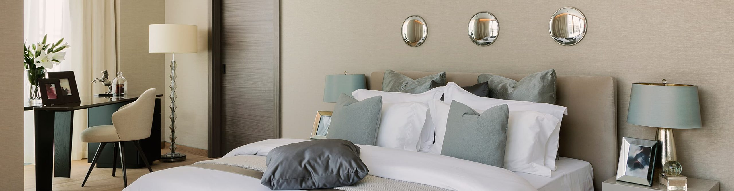 A luxury interior from W Residences Palm Jumeirah, Dubai