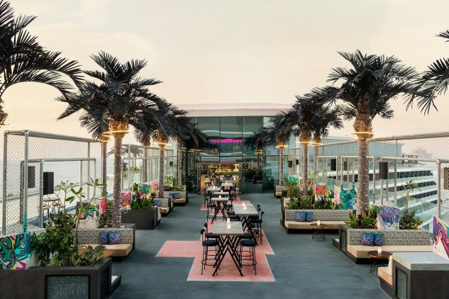 W Hotel at the W Residences Palm Jumeirah, Dubai